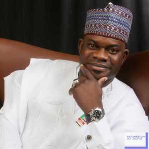 Yahaya Bello Declared Kogi Governor-Elect